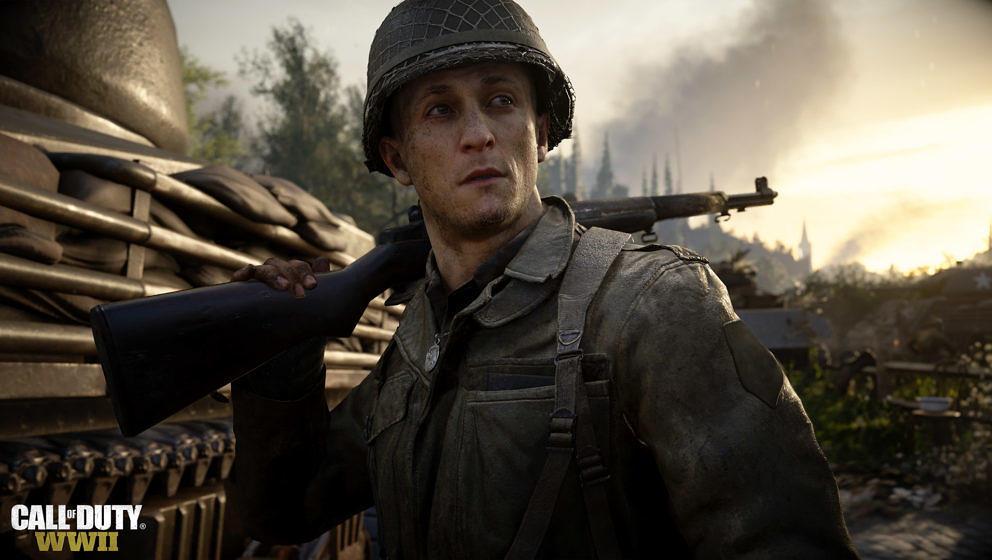 Cal of Duty: WWII liefert großartige Schlachten