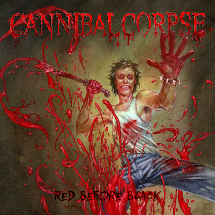 Platz 5: Cannibal Corpse RED BEFORE BLACK // 29 Punkte