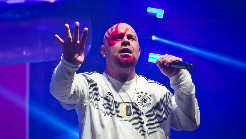 Five Finger Death Punch live in Berlin, 2017