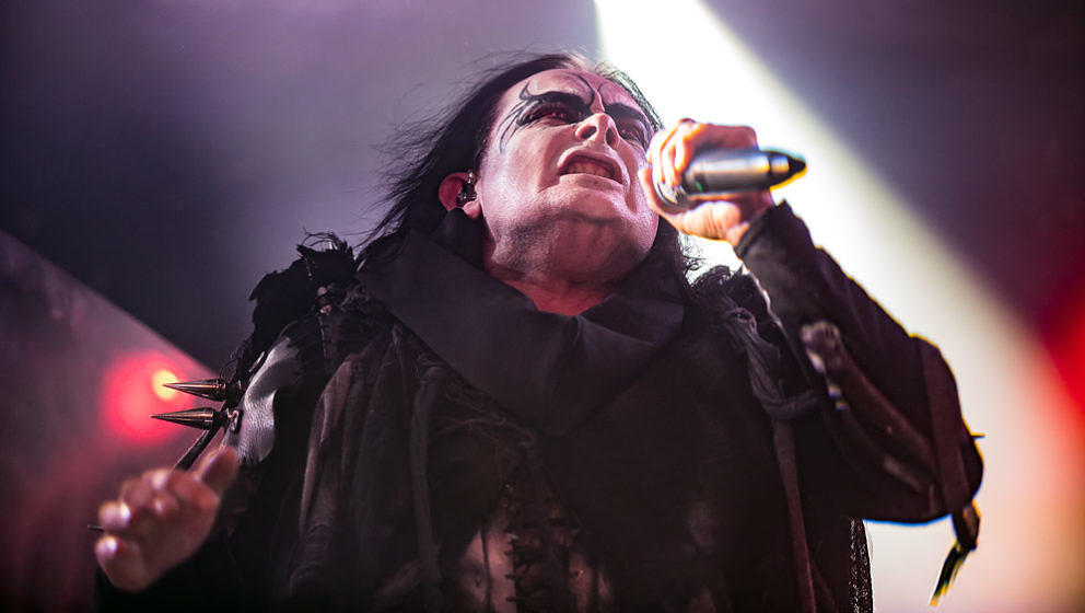 Cradle of Filth @ Hirsch Nürnberg, 8.2.2018
