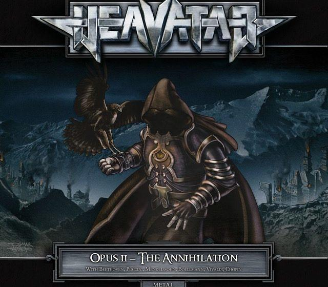 Heavatar OPUS II - THE ANNIHILATION