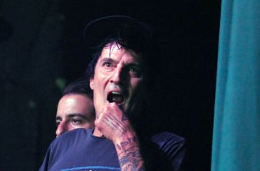 Mötley Crüe-Schlagzeuger Tommy Lee