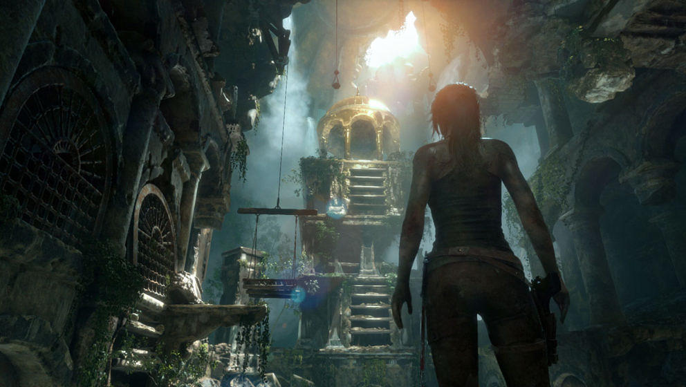 "Screenshot aus ""Rise Of The Tomb Raider"""