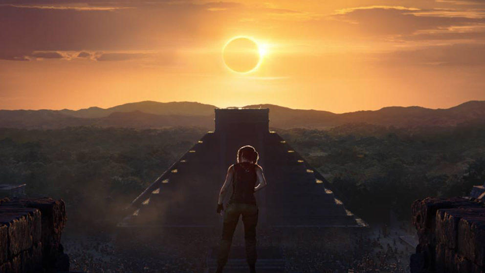 "Szene aus dem ""Shadow Of The Tomb Raider""-Trailer"
