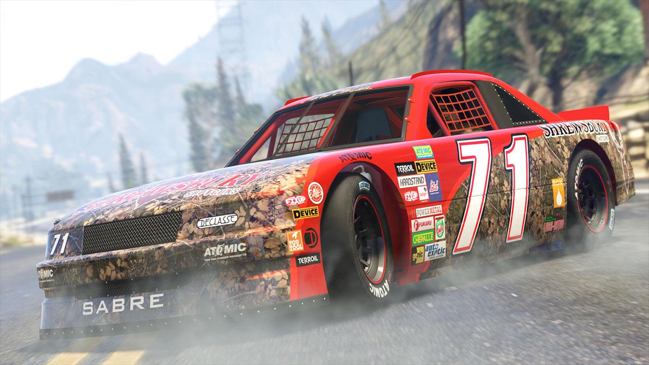 """Declasse Hotring Sabre ist eines von fünf neuen Fahrzeugen in """"GTA Online"""""""