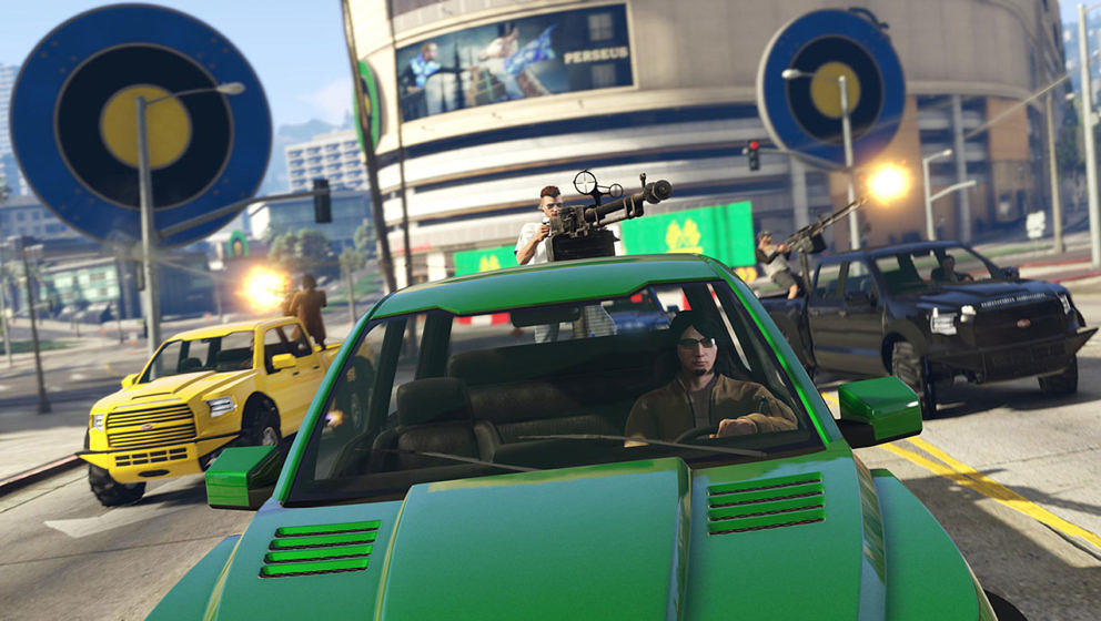 """""""GTA Online"""" bekommt ein neues Renn-Update spendiert"""