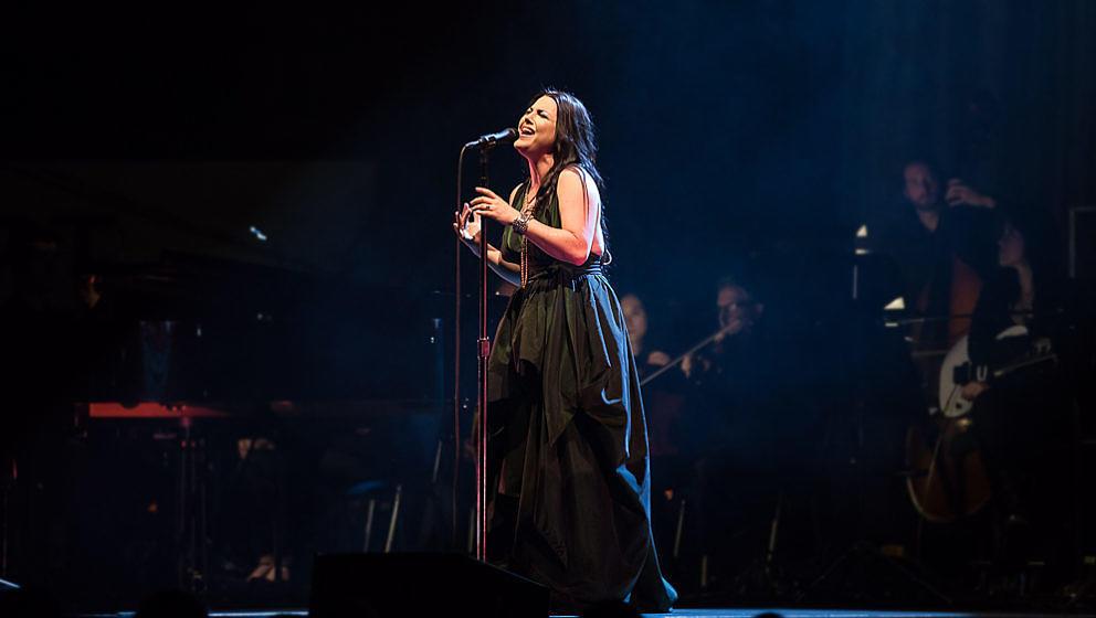 Evanescence @ Porsche Arena Stuttgart, 22.3.2018