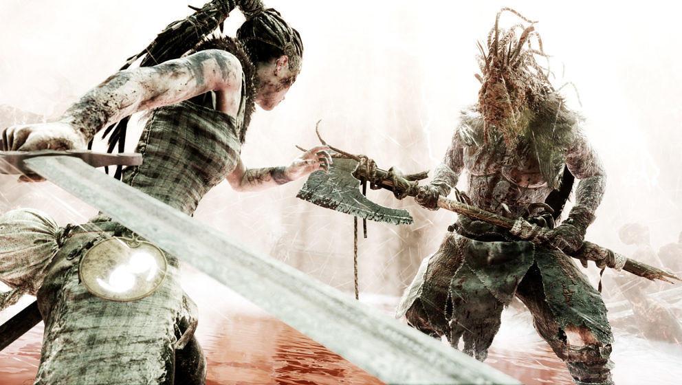 "Spielszene aus ""Hellblade: Senua's Sacrifice"""