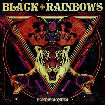 Black Rainbows PANDAEMONIUM