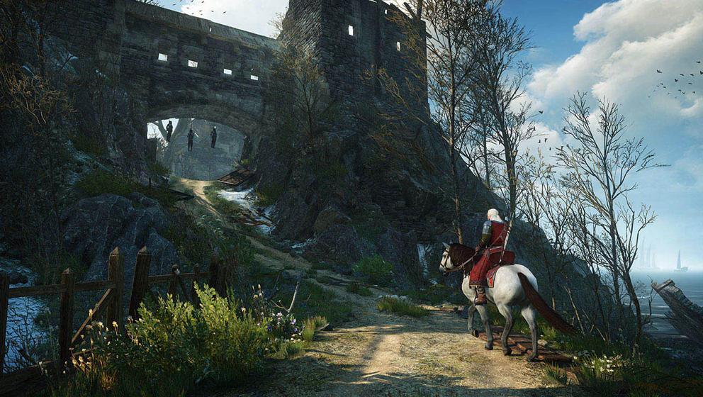 """""""The Witcher 3: Wild Hunt"""" sieht jetzt auch auf der PS4 dank HDR-Patch noch besser aus"""