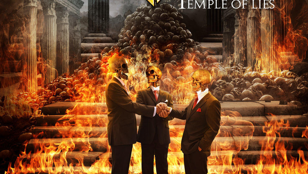 Bonfire TEMPLE OF LIES