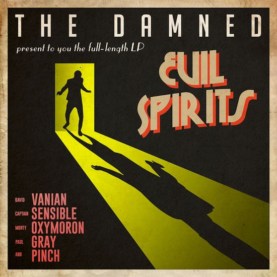 The Damned EVIL SPIRITS