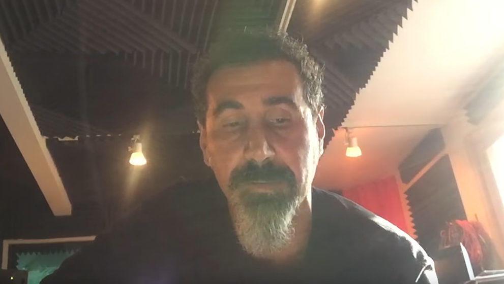 Serj Tankian Neuer Song Fur Armenische Burgerbewegung