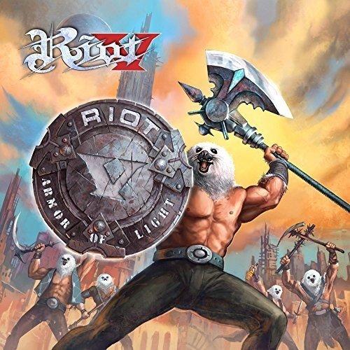 Riot V ARMOR OF LIGHT