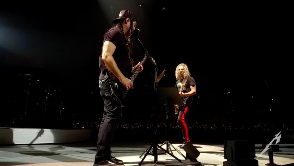 Metallica live in München