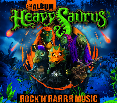 Heavysaurus ROCK'N'RARRR