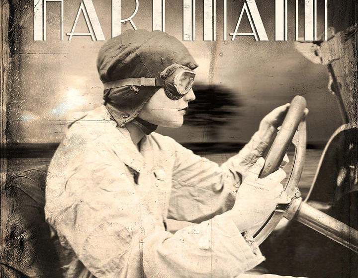 Hartmann HANDS ON THE WHEEL