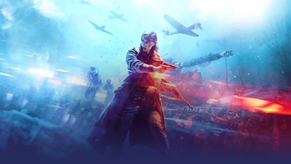 """Battlefield V"" erscheint im November 2018"