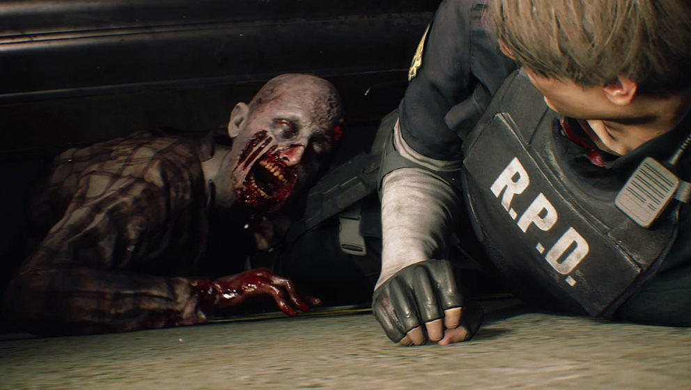 """Das Remake von """"Resident Evil 2"""" ist eines der diesjährigen E3-Highlights"""