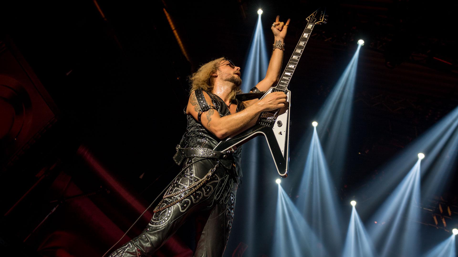 Judas Priest: Jemand hat versucht Richie Faulkners Riff zu stehlen