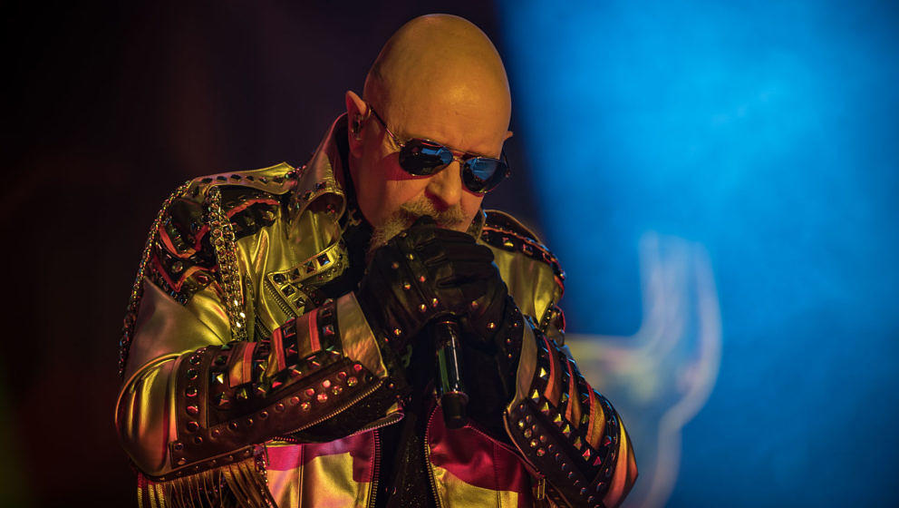 Rob Halford, Judas Priest - Messe Freiburg 2018