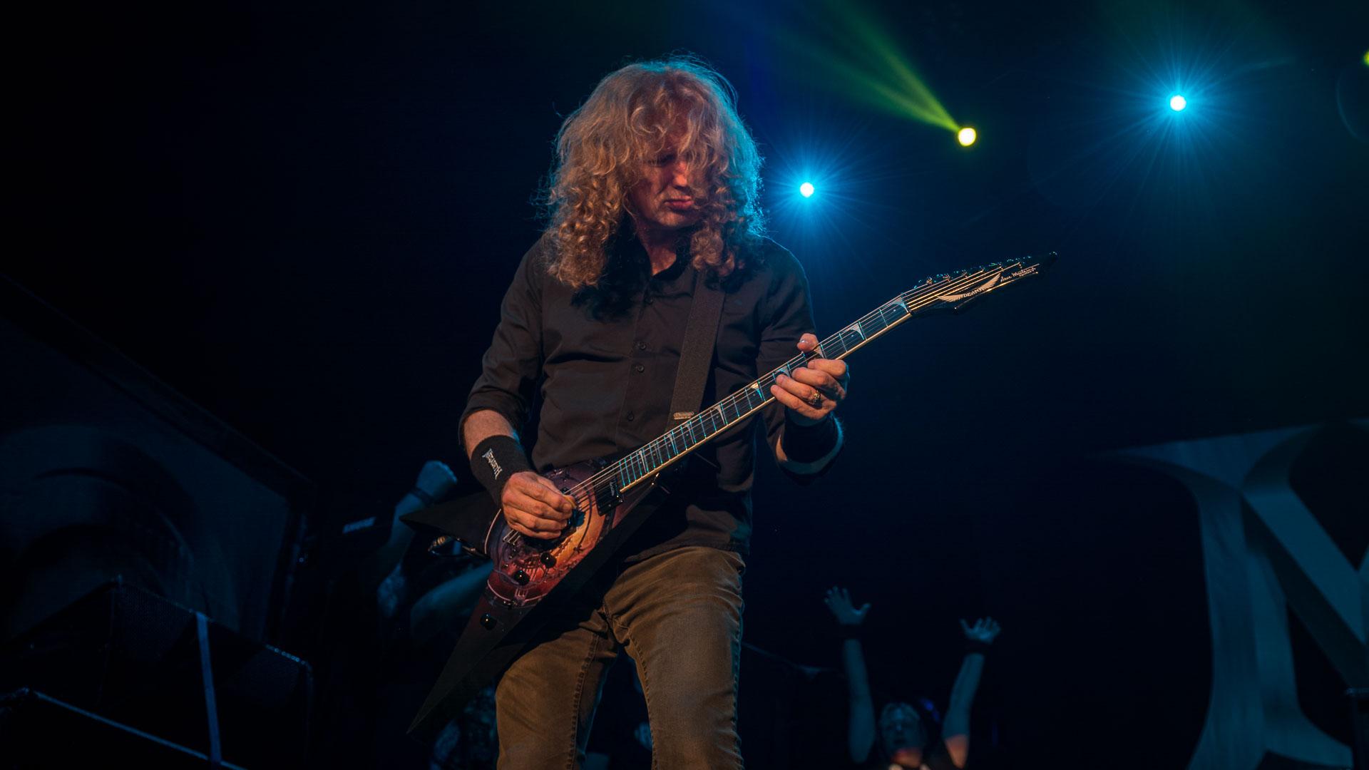 Megadeth News Bassist David Ellefson Ist Zurück