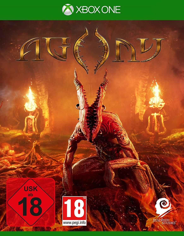 Kritik Zu Agony Ps4 Xbox One Pc
