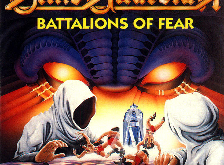 Blind Guardian – BATTALIONS OF FEAR