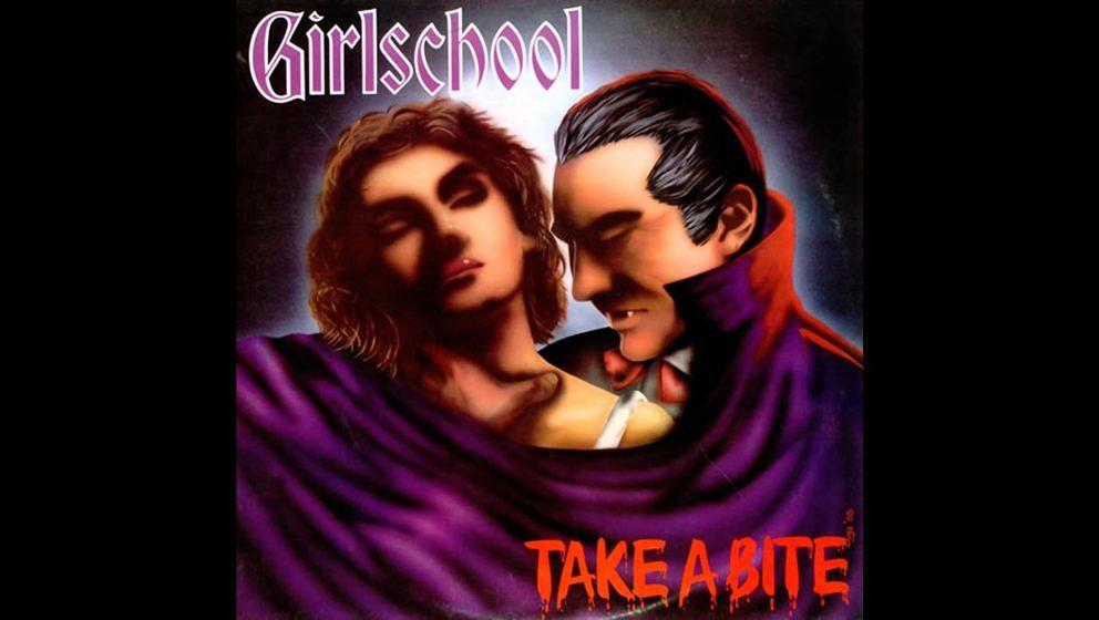Girlschool – TAKE A BITE