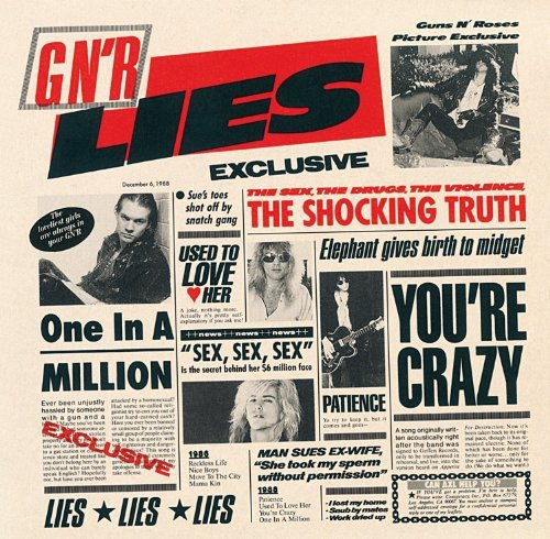 Guns N' Roses – GN'R LIES