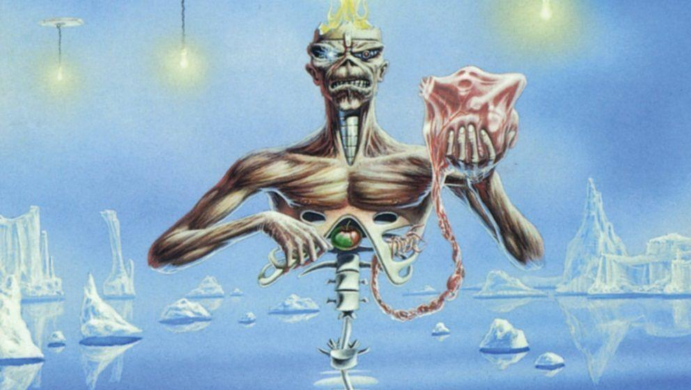 Iron Maiden – SEVENTH SON OF SEVENTH SON