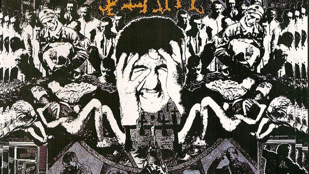 Napalm Death – FROM ENSLAVEMENT TO OBLITERATION