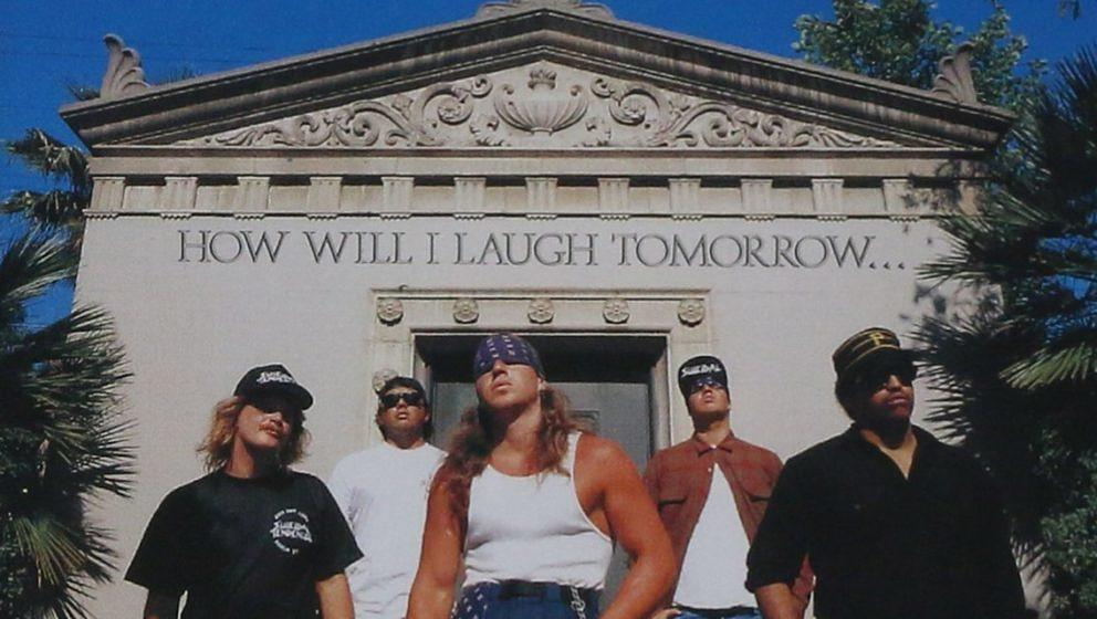 Suicidal Tendencies – HOW WILL I LAUGH TOMORROW WHEN I CAN'T EVEN SMILE TODAY