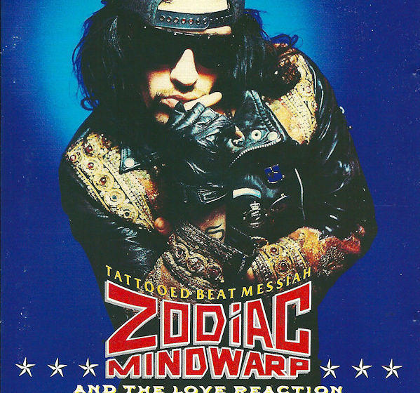 Zodiac Mindwarp And The Love Reaction – TATTOOED BEAT MESSIAH
