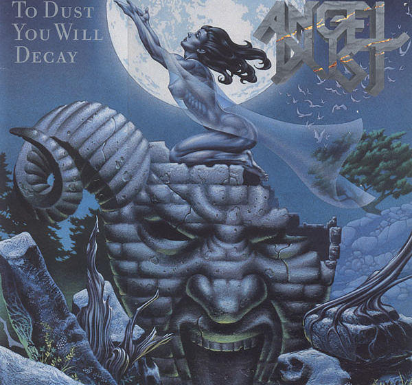 Angel Dust – TO DUST YOU WILL DECAY