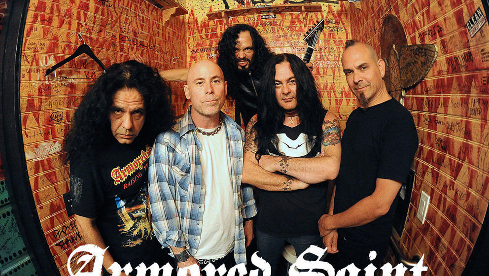 Armored Saint – SAINTS WILL CONQUER