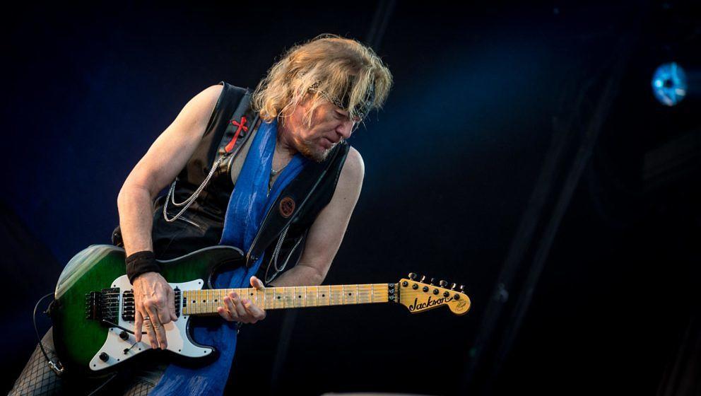 Iron Maiden -  Legacy Of The Beast European Tour 2018 - Freiburg