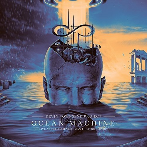 Devin Townsend Project OCEAN MACHINE – LIVE AT THE ANCIENT ROMAN THEATER
