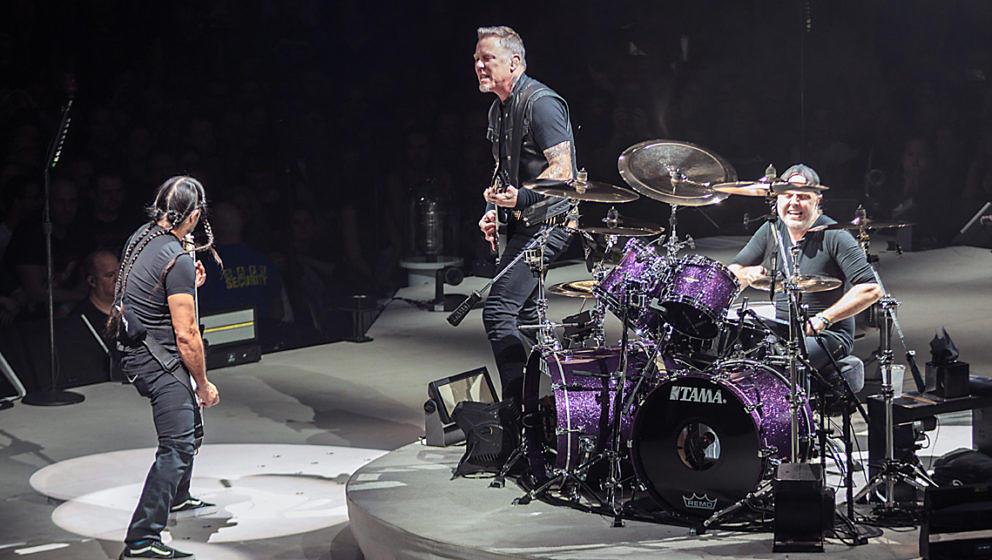 Metallica, Mannheim, SAP Arena, 16.02.2018