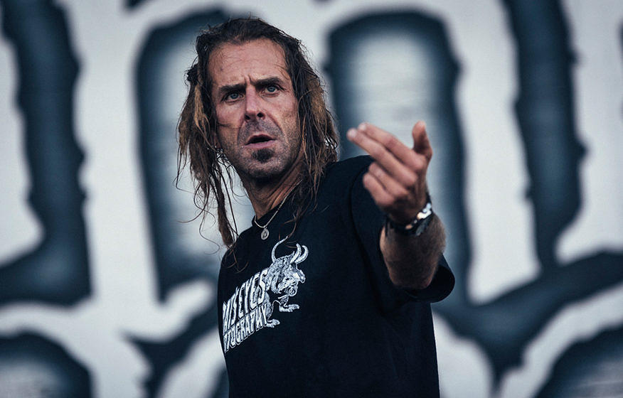 Lamb Of God-Fronter Randy Blythe