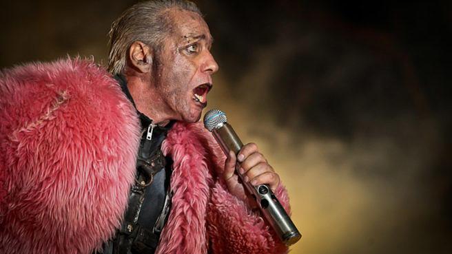 Rammstein-Frontmann Till Lindemann