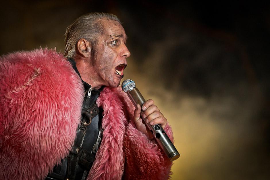 Rammstein Sänger Till Lindemann