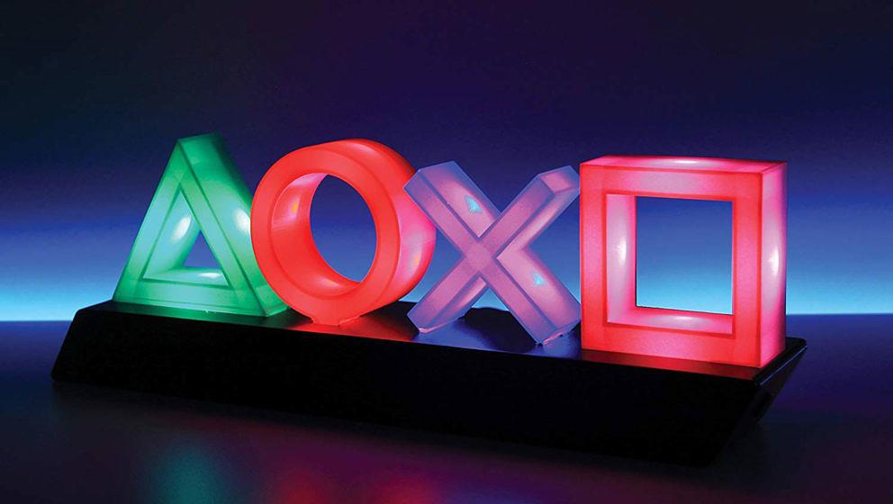 PlayStation-Lampe