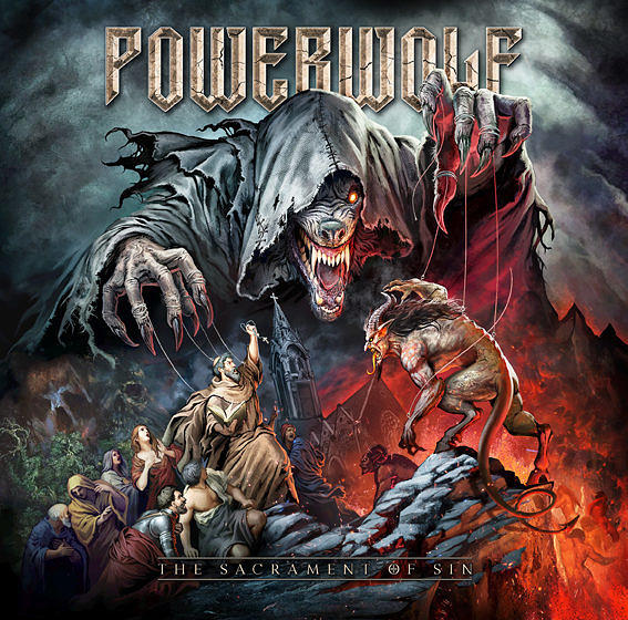2: Powerwolf THE SACRAMENT OF SIN