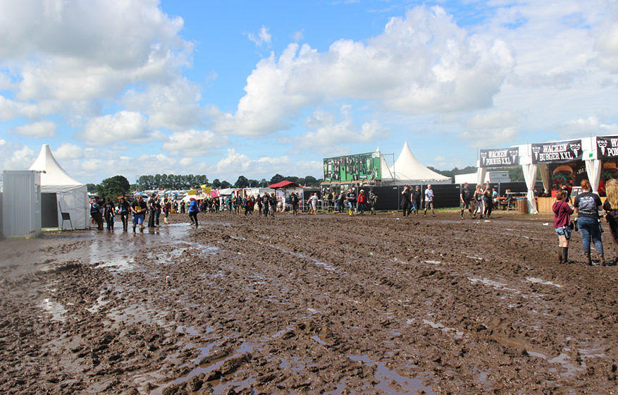 Zeltplatz @ Wacken Open Air 2016