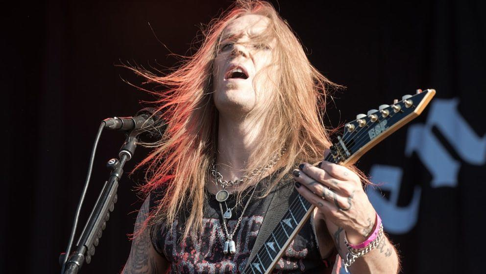 ex-Children Of Bodom-Frontmann Alexi Laiho