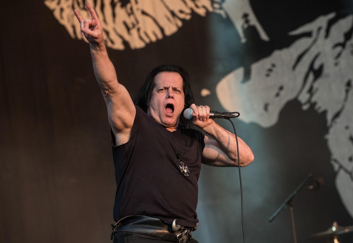 Verrücktes Mash-up: Danzig plus Donna Summer ergibt Donzig