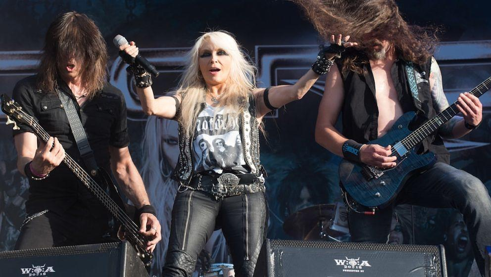 Doro beim Wacken Open Air 2018