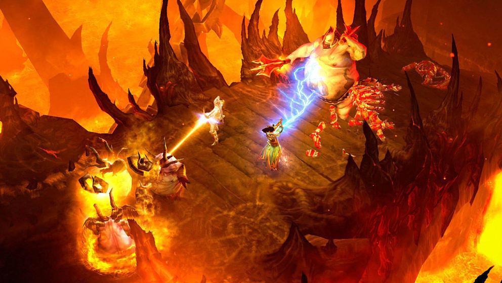 """Spielszene aus """"Diablo III: Reaper Of Souls"""""""