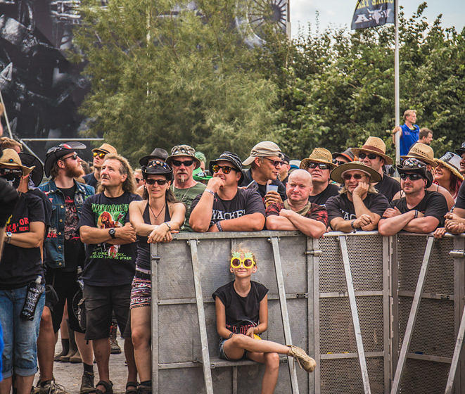 Wacken Open Air 2018